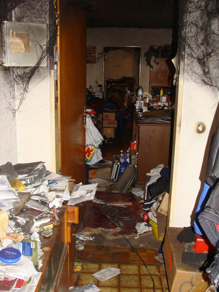 Schadenbeispiel Wasserschaden in der Wohnung